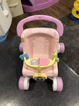 Pink Doll Stroller in Aurora, Illinois