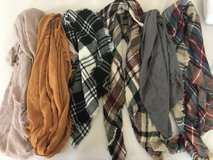 Scarves in Fort Drum, New York