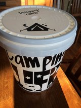 Camping bucket NEW in Naperville, Illinois