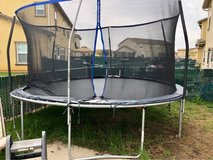 Free Trampoline in Oceanside, California