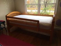 Twin bed in Cherry Point, North Carolina