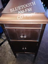 antique up cycled Bluetooth Victrola in Camp Lejeune, North Carolina