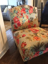 Floral Side Chair in St. Charles, Illinois