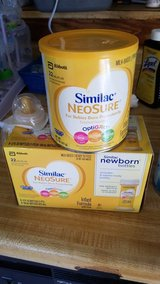 baby formula in DeRidder, Louisiana