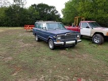 1984 Jeep Wagoneer 4x4 in Fort Hood, Texas