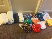 cloth diapers lot in DeRidder, Louisiana