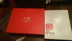 9.7 inch Recertified Apple Ipad +Coach Ipad Slv in Fort Campbell, Kentucky