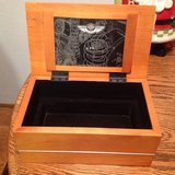 100th Anniversary Harley Davidson Jewelry Box Excellent  condition never used in Travis AFB, California