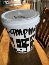5 gallon camp bucket NEW in Naperville, Illinois