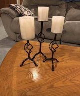 Set of candles in Fort Drum, New York