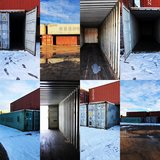 Shipping/Storage Containers of Various Size in Clarksville, Tennessee