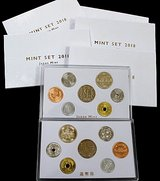 INVEST NOW!!!! Japanese Mint Coin Sets. in Okinawa, Japan