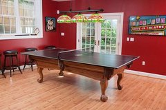 JOOLA Conversion Table Tennis Top with Foam Backing in Travis AFB, California