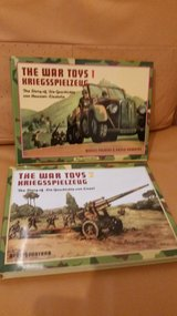 The War Toys Volume 1 + 2, Dual Language Books in Stuttgart, GE