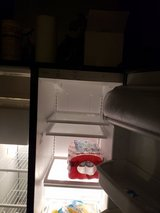 Side by Side Refrigerator with Ice Maker. in Spring, Texas