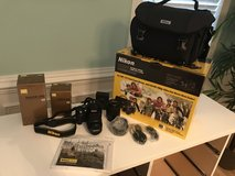 Brand new Nikon D3200 camera w/ case in Cherry Point, North Carolina
