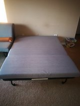 almost new IKEA queen size coach beds in Naperville, Illinois