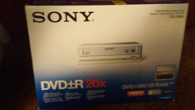 Sony DVD +R 20X Rewritable Drive. in Alamogordo, New Mexico