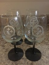 Steelers Wine Glasses in Fairfield, California