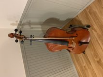 Cello with stand in Fort Leonard Wood, Missouri