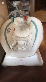 fisher price deluxe bouncer in Fort Lewis, Washington