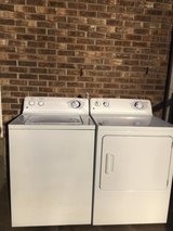 washer and Dryer matching set in Fort Campbell, Kentucky