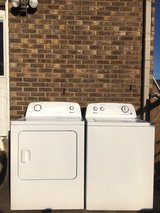 Washer and Dryer matching set in Clarksville, Tennessee