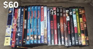 DVDs movies and tv series in Alamogordo, New Mexico