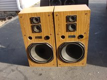 FISHER 3 WAY SPEAKER SYSTEM in Chicago, Illinois