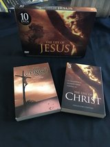 The life of JESUS - 10 DVD Set / over 12 Hours in Kingwood, Texas