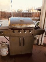 Grill in Vacaville, California