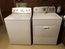 Washer & Electric dryer in Conroe, Texas