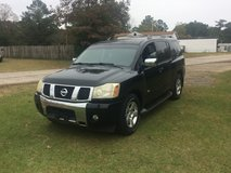 2006 NISSAN ARMADA THREE ROW SEATS in Fort Rucker, Alabama