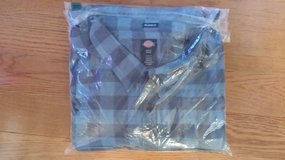 NEW - SHIRT - 3XL Men's Relaxed Fit Blue Buffalo Plaid in Bolingbrook, Illinois