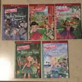 American Girl Doll Wellie Wishers Chapter Book Lot of 5 Like New in Fairfield, California