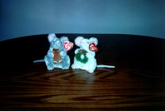 Christmas  Beanie Baby Mice in Tinley Park, Illinois