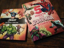 2 Marvel StoryBooks in Spring, Texas