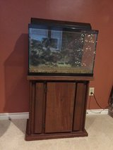 Fish Tank (20 gal) and stand in Houston, Texas