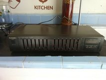 technics equalizer just don't have room for it does work pick up only in 29 Palms, California