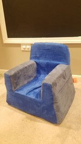 Kid's Chair Blue in Westmont, Illinois