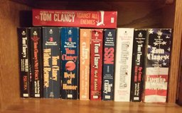 TOM CLANCY BOOKS in Bolingbrook, Illinois