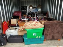 STORAGEWAR***ENTIRE STORAGE CONTENTS LOT in Fort Campbell, Kentucky