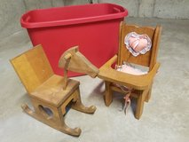 Baby doll furniture in Bolingbrook, Illinois