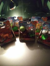 5pc Set Disney Lion Guard Figures New in Bolingbrook, Illinois