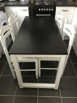 Kitchen table and Chairs in Lakenheath, UK