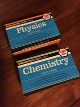 Flash Cards Physics and Chemistry in Spring, Texas