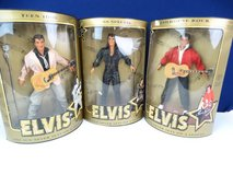 Hasbro Elvis Presley Collectible Dolls New in Package in Pearland, Texas