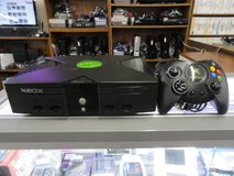 Microsoft Xbox with Original Big Controller in Camp Lejeune, North Carolina