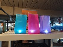 Waterproof Luminaries (set of 5) in Tacoma, Washington