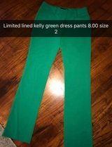 Juniors/ Womens Limited Kelly Green Pants in Dothan, Alabama